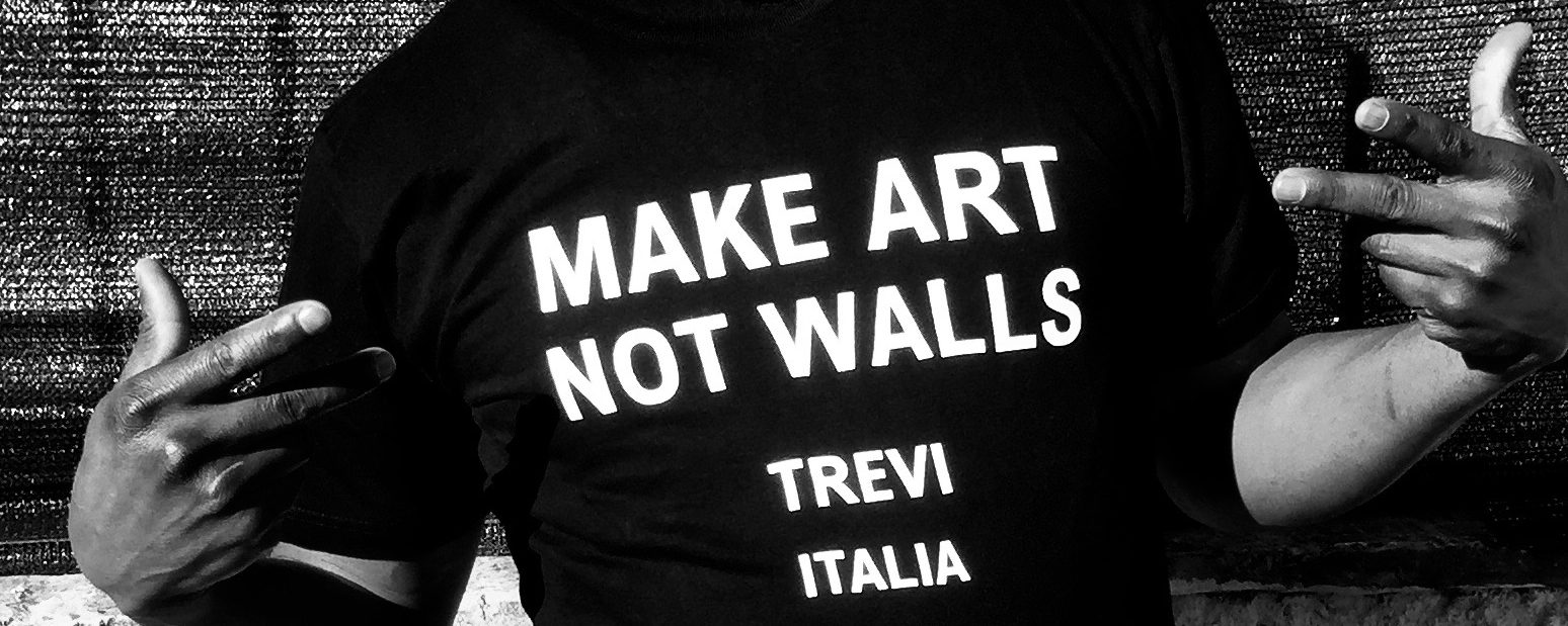Make Art Not Walls Italia